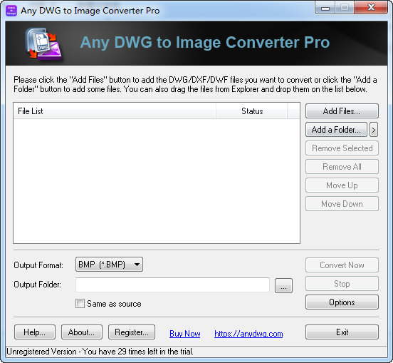 Any DWG to Image Converter图1