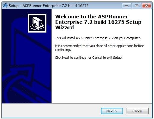 ASPRunner Enterprise安�b�D片