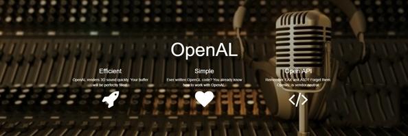 OpenAL�件�D片1
