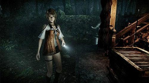 《零·濡鸦之巫女》游戏截图