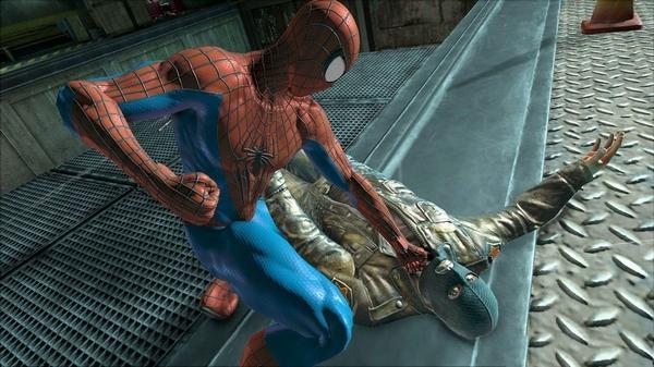 神奇蜘蛛侠2游戏图片1