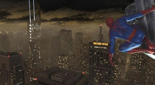 神奇蜘蛛侠2游戏图片4
