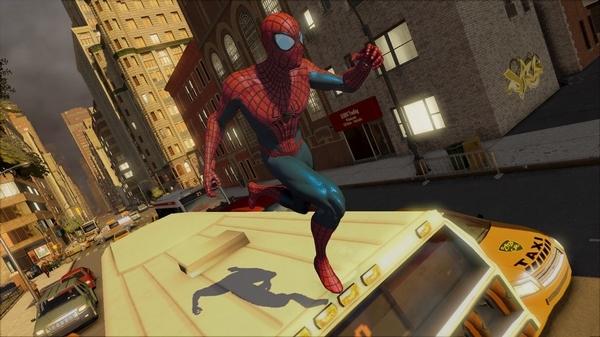 神奇蜘蛛侠2游戏图片5