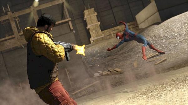神奇蜘蛛侠2游戏图片6