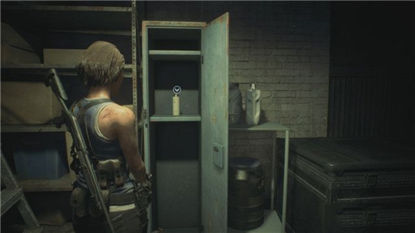 生化危机3重制版游戏图片8