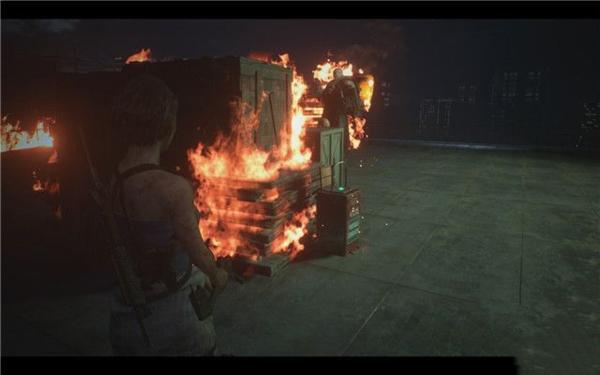 生化危机3重制版游戏图片14