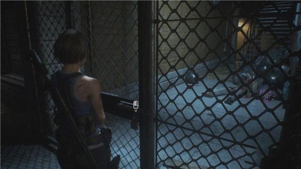 生化危机3重制版游戏图片4