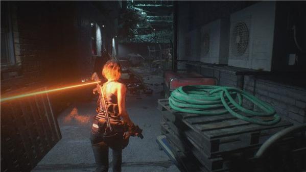 生化危机3重制版游戏图片6