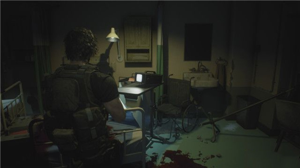 生化危机3重制版游戏图片15
