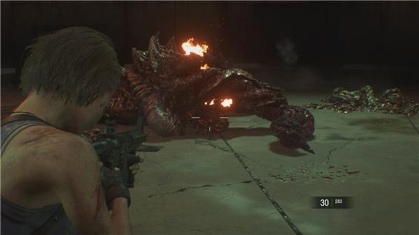 生化危机3重制版游戏图片18