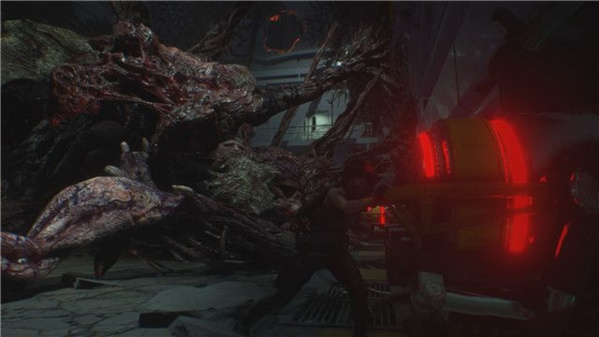 生化危机3重制版游戏图片23