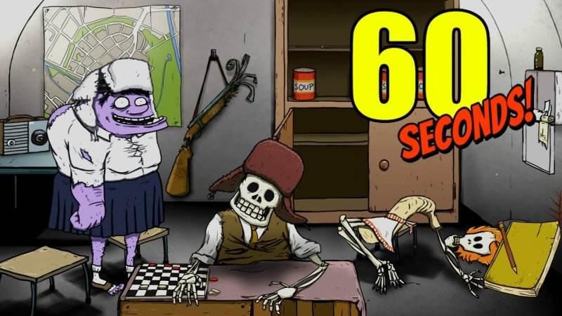 60秒!图片