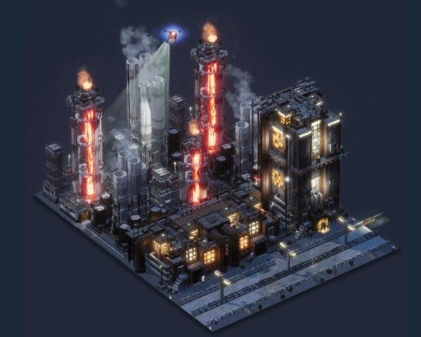 泰坦工业游戏图片2