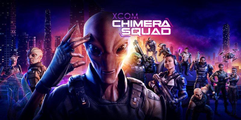 《幽浮:奇美拉战队》正式公布,4月24日发售