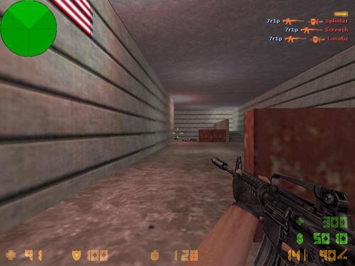 cs1.5游戏截图