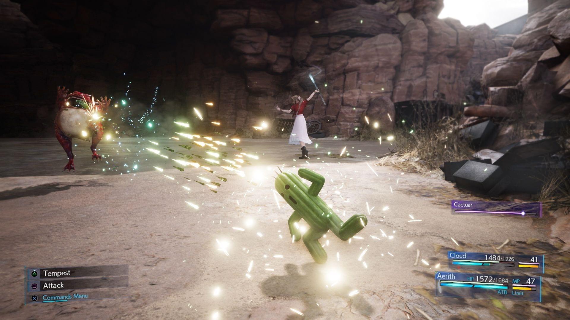 最终幻想7重制版疾风魔晶石怎么获得