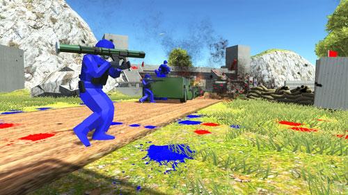 掠夺领域游戏截图