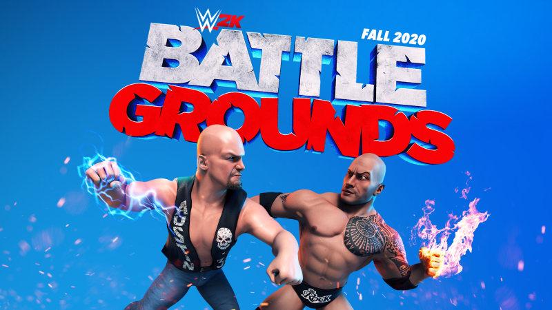 强森的眉毛太对了,2k公布《WWE 2K竞技场》