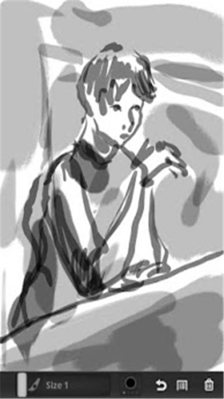 禅宗画笔zen brush截图0