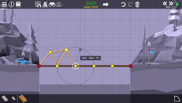 桥梁建造师2截图1