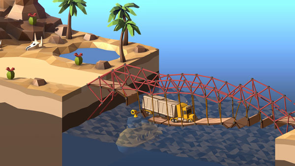 桥梁建造师2截图4