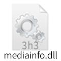 mediainfo.dll(Oxc000000d报错修复文件) 官方正式版