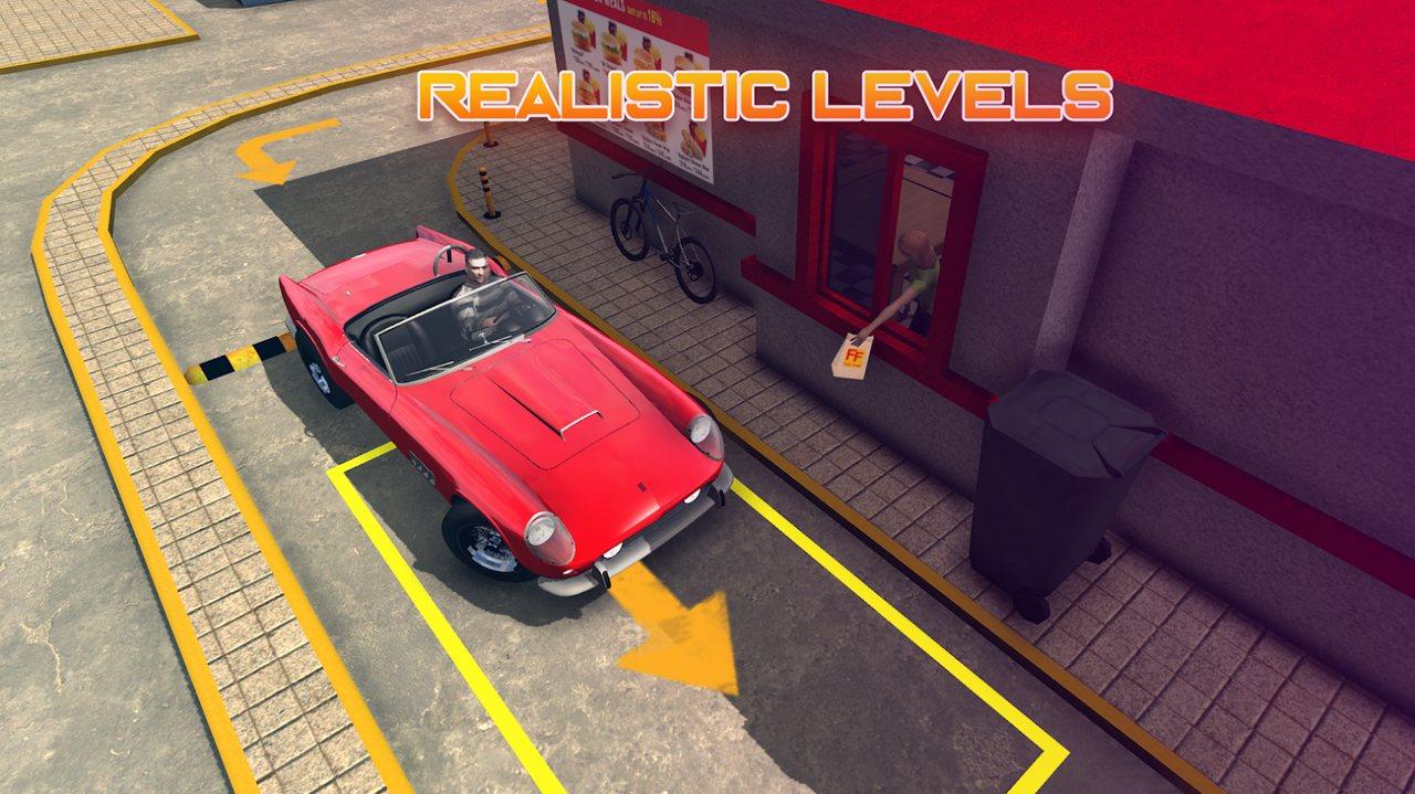 停车场多人游戏无限金币版截图0