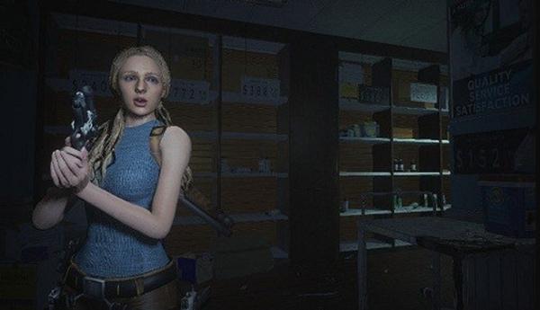 生化危机3重制版凯瑟琳背心MOD截图0