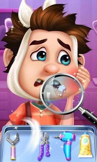 超级小牙医
