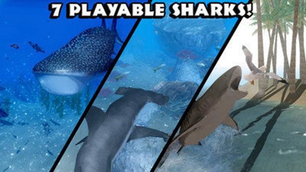 鲨鱼模拟器截图0