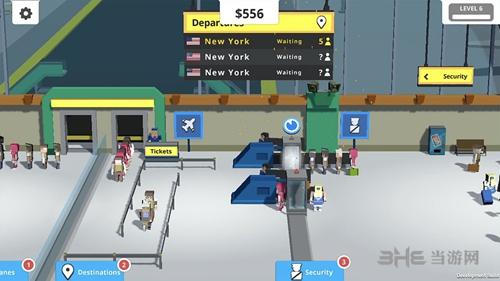 美国机场无限金币版截图4