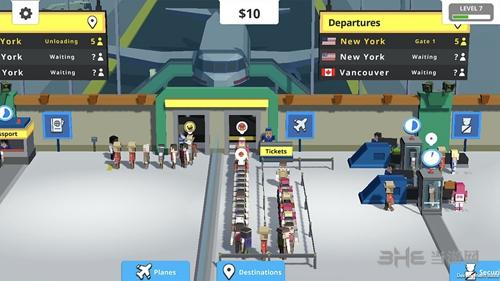 美国机场无限金币版截图1