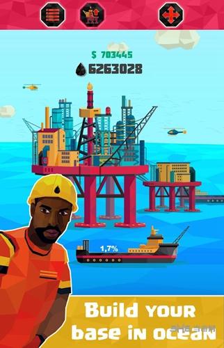 石油大亨无限金币版截图0