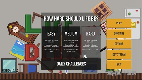 生活与债务:真实生活模拟器截图4