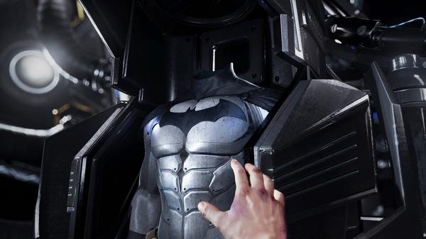 蝙蝠侠:阿卡姆VR版截图0