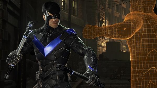 蝙蝠侠:阿卡姆VR版截图2