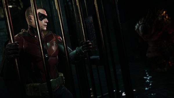 蝙蝠侠:阿卡姆VR版截图4