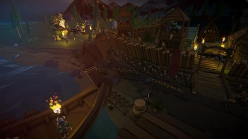 《北方城镇》游戏截图