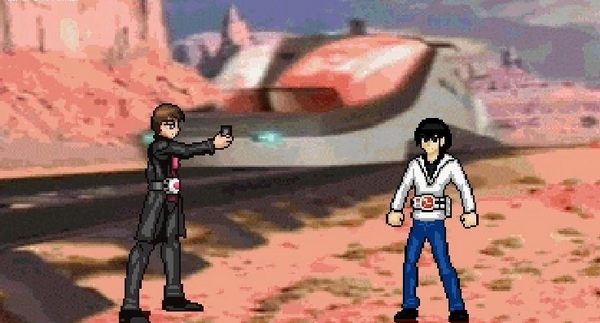 假面骑士大乱斗游戏图片4