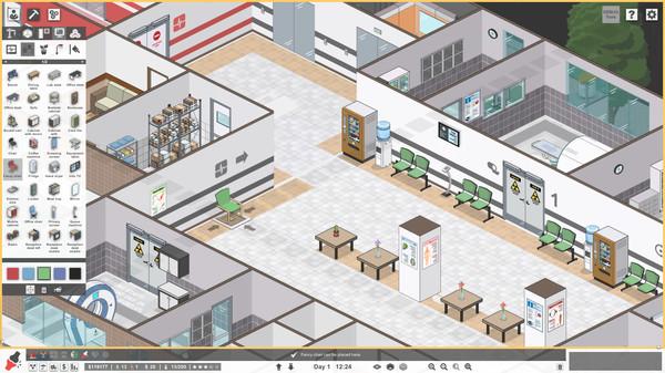 医院计划游戏截图