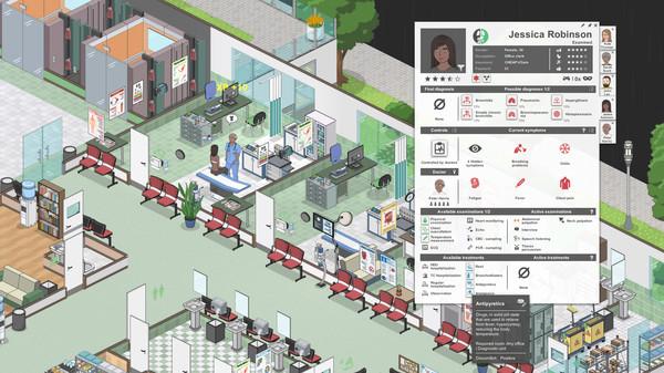 医院计划游戏截图1