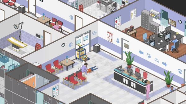 医院计划游戏截图2