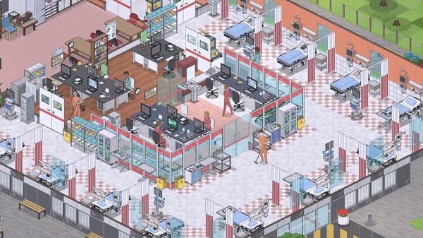 医院计划游戏截图3
