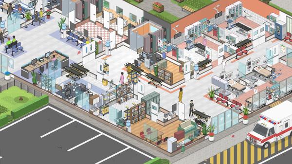 医院计划游戏截图4