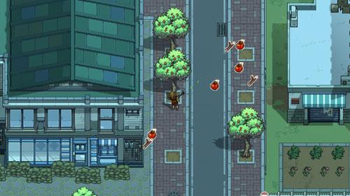 《防僵尸基地》游戏截图