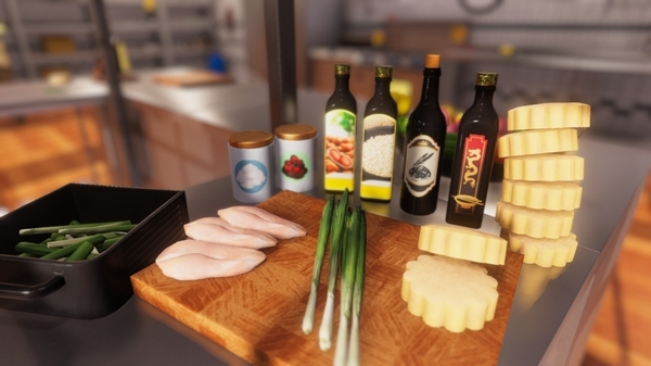 烹饪模拟器游戏截图1