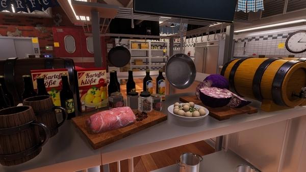 烹饪模拟器游戏截图2