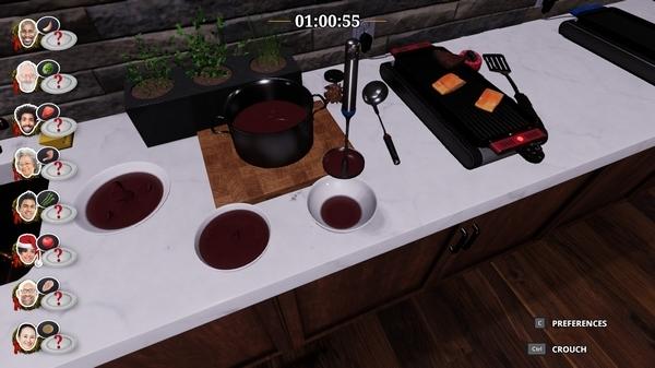 烹饪模拟器游戏截图4