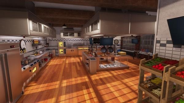 烹饪模拟器游戏截图3