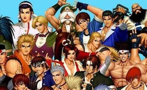 拳皇97街机版游戏图片3